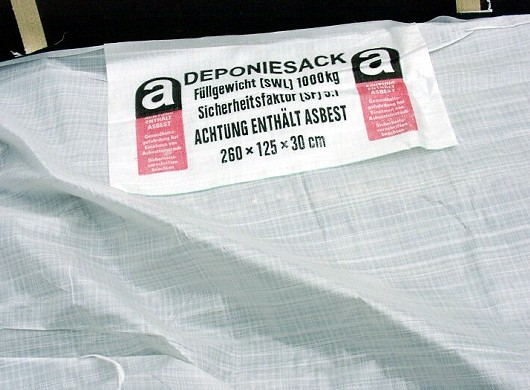 big pack asbest